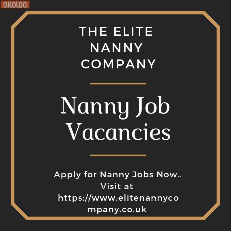 Job Vacancies Nanny Jobs London East Of England Okoloo